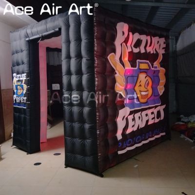 inflatable photo booth&wall,Exhihibition,LED light,Party,Trade show,air blower,event,inflatable,oxford fabric,wedding