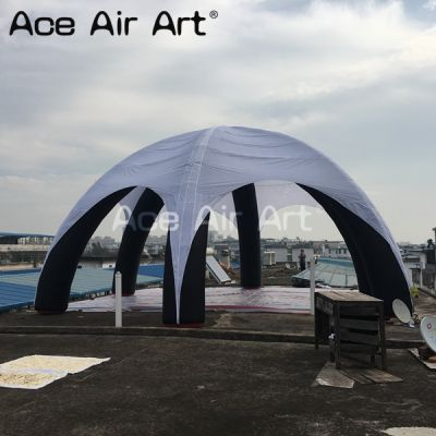 inflatable tent,10 m,Advertising,Trade show,air blower,custom,inflatable,oxford fabric,sports