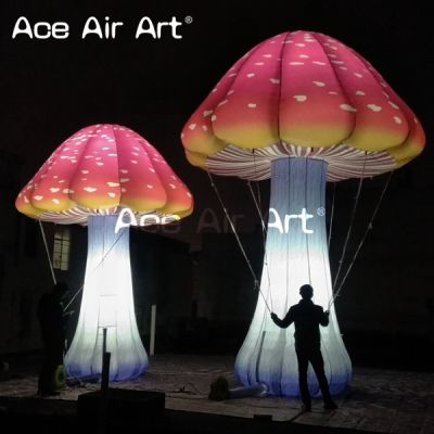 inflatable event decoration